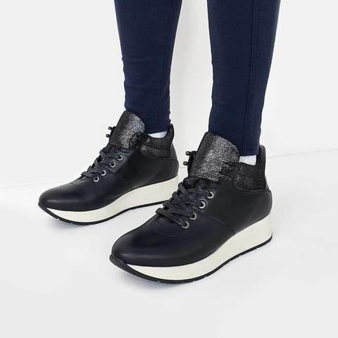Женские кроссовки с подкладкой из натуральной шерсти