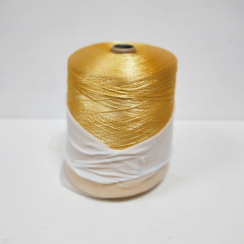 Lanar, Вискоза 100%, Бледный желток, 1500 м в 100 г