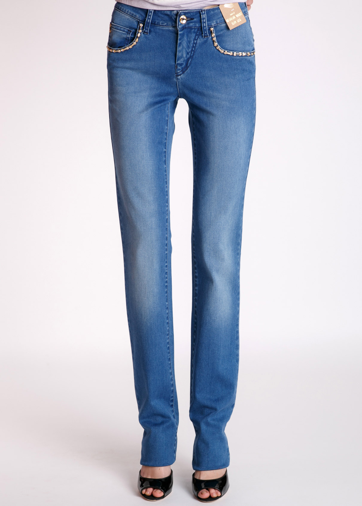 Весенние джинсы с доставкой