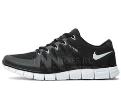 Кроссовки Мужские Nike Free Run 5.0 FLYWIRE Black White