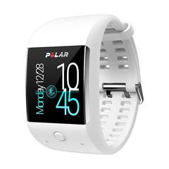 Спортивные смарт-часы Polar M600 white