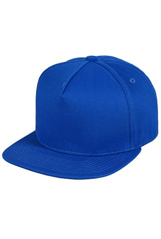 Бейсболка синяя фото 1
