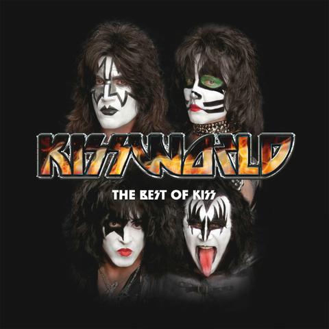 Kiss / Kissworld - The Best Of (CD)