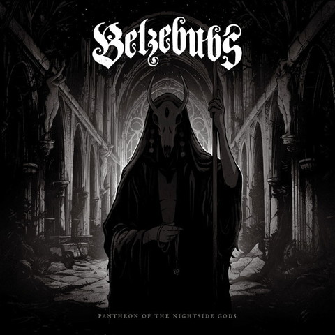 Belzebubs / Pantheon Of The Nightside Gods (CD)