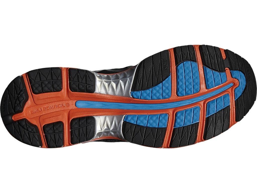 Мужские кроссовки для бега Asics Gel-Nimbus 18 черные T600N 9993 ... 39039028d92e4