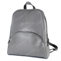 Рюкзак женский JMD KOBRA 721 Серый