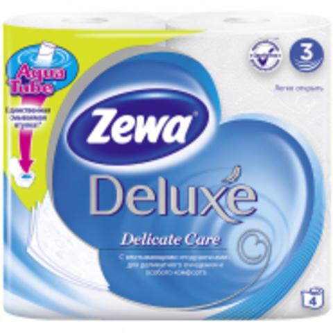 Бумага туалетная Zewa