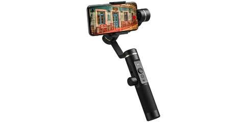Стабилизатор трехосевой для смартфона Feiyu FY-SPG2 со смартфоном