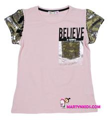 1401 футболка BELIEVE