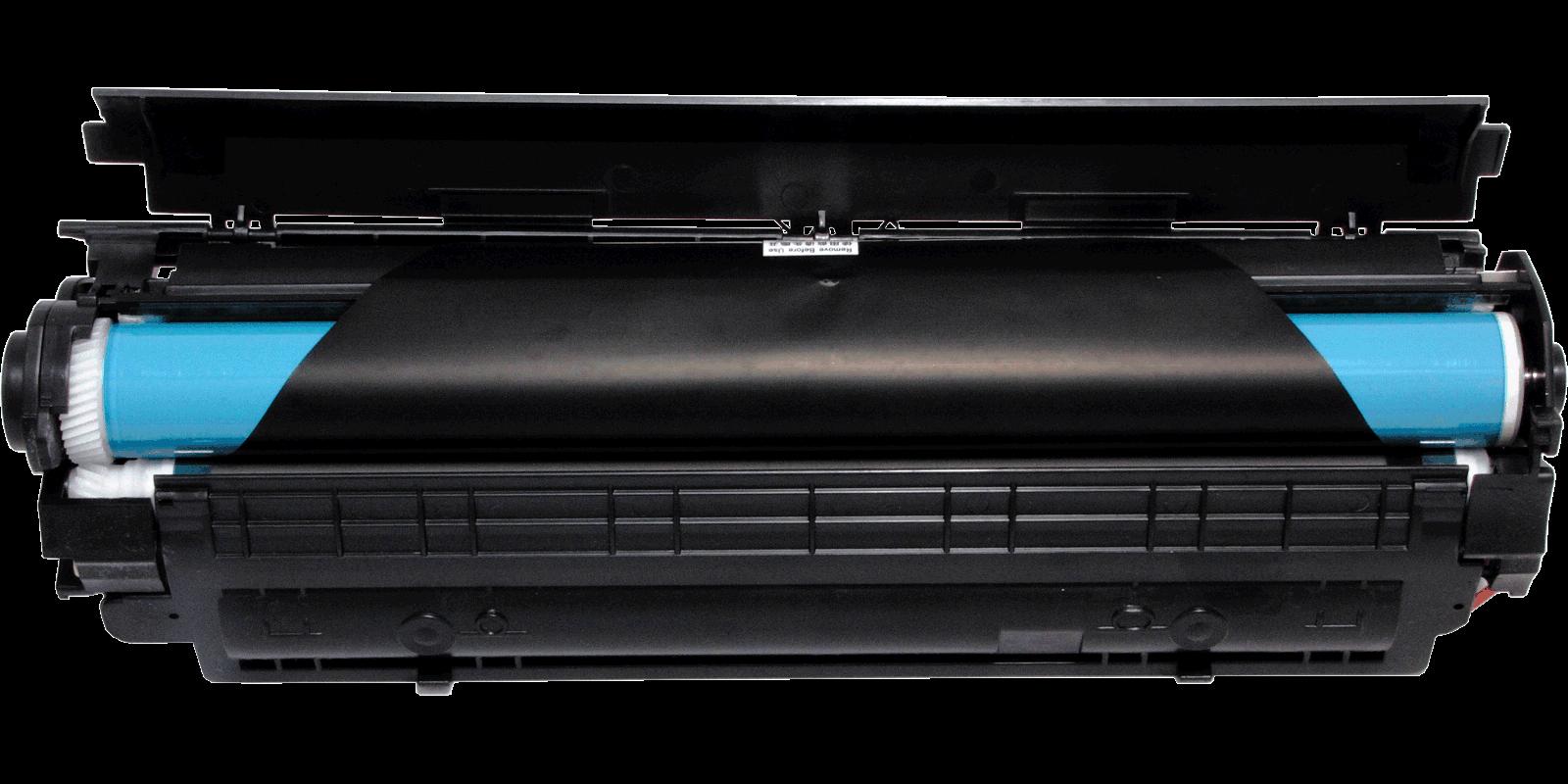 MAK №85A/№35A CE285A/CB435A/(Cartridge 712, 725), черный, для HP/Canon, увеличенной емкости, до 2000 стр.