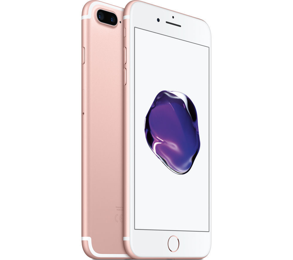 Смартфон Apple iPhone 7 Plus 256Gb Rose Gold
