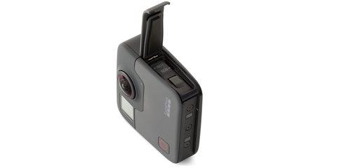 Аккумулятор для камеры GoPro Fusion Battery (ASBBA-001) в камере