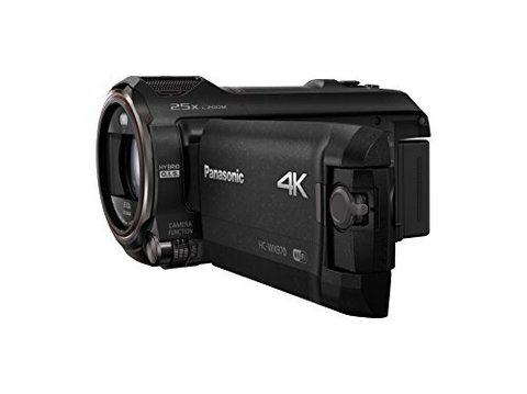 Panasonic HC-WX970 Camcorder (no built-in memory)