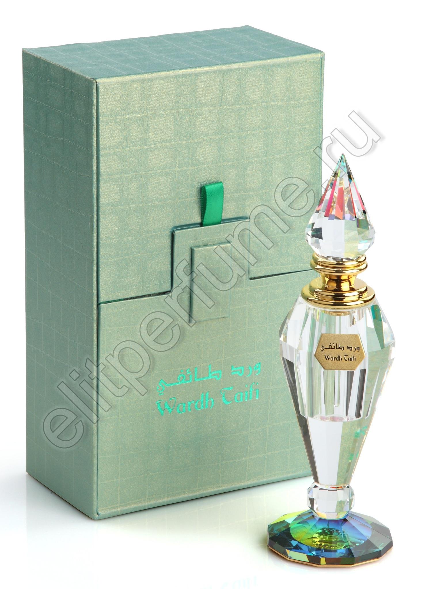 Уард Таифи Wardh Taifi 12 мл арабские масляные духи от Аль Харамайн Al Haramain Perfumes