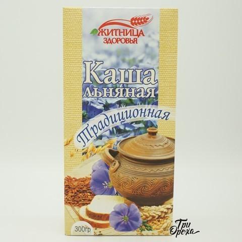 Каша льняная традиционная ЖИТНИЦА ЗДОРОВЬЯ, 300 гр
