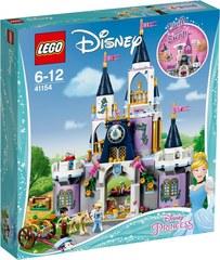 Disney Princess Волшебный замок Золушки 41154