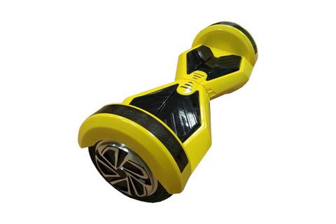 Гироскутер LED  с колонками  Желтый