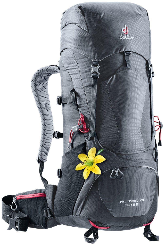 Туристические рюкзаки большие Рюкзак женский Deuter Aircontact Lite 30 + 5 SL (2018) 357515.jpg
