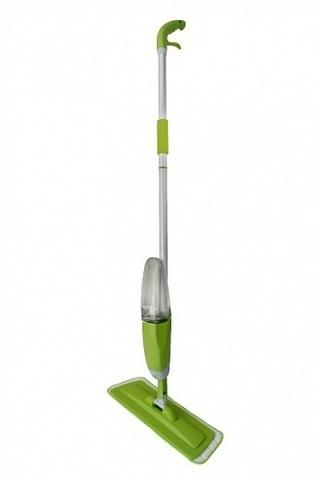 Швабра с распылителем и насадка из микрофибры (Spray mop, Спрей моп)