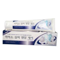 La Miso Silver Dental Care Toothpaste - Зубная паста с частицами серебра
