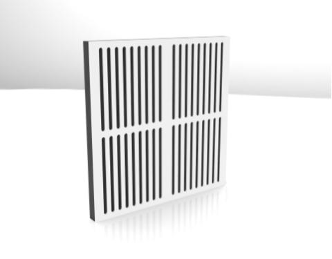 Акустический поролон панель ECHONON Studio-6 200-1600 Hz