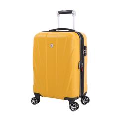 Чемодан Swissgear Adams, желтый, 35x25x55 см, 37 л