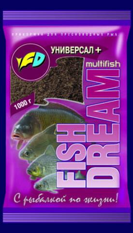 Прикормка Fish Dream (Фишдрим) Универсал+