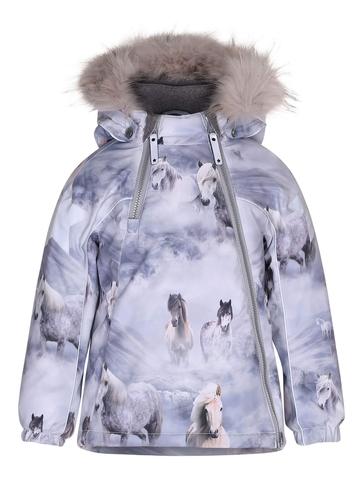 Куртка Molo Hopla Fur Pony зимняя