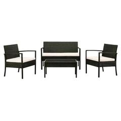 Комплект мебели из искусственного ротанга Patio