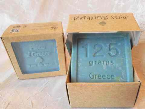 Мыло Piece of Greece Relaxing soap