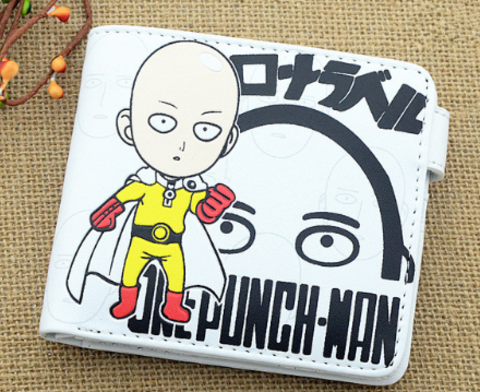 Бумажник «One-Punch Man»
