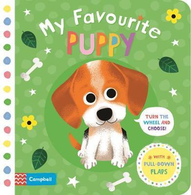 Kitab My Favourite Puppy   Campbell Books