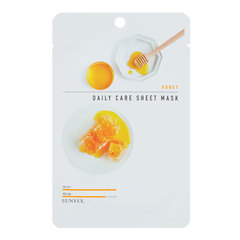 Eunyul Honey Daily Care Sheet Mask - Тканевая маска для лица с экстрактом меда