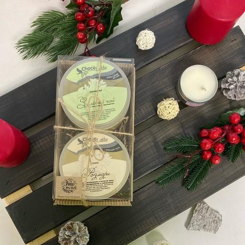 Набор подарочный для тела Зеленый Чай | Chocolatte