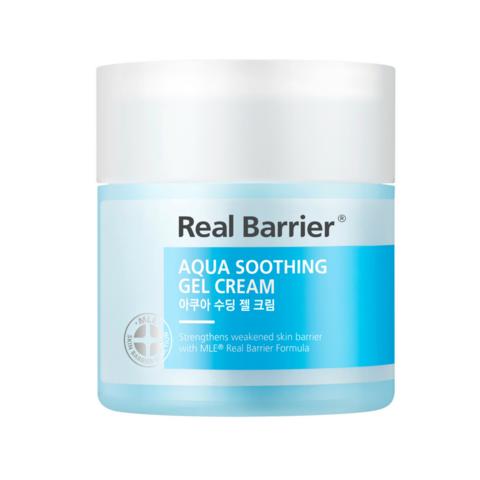 Восстанавливающий Ламмелярный Гель-Крем REAL BARRIER Aqua Soothing Gel Cream