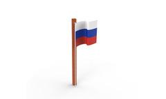 Флажок России, Андреевский, Веселый Роджер