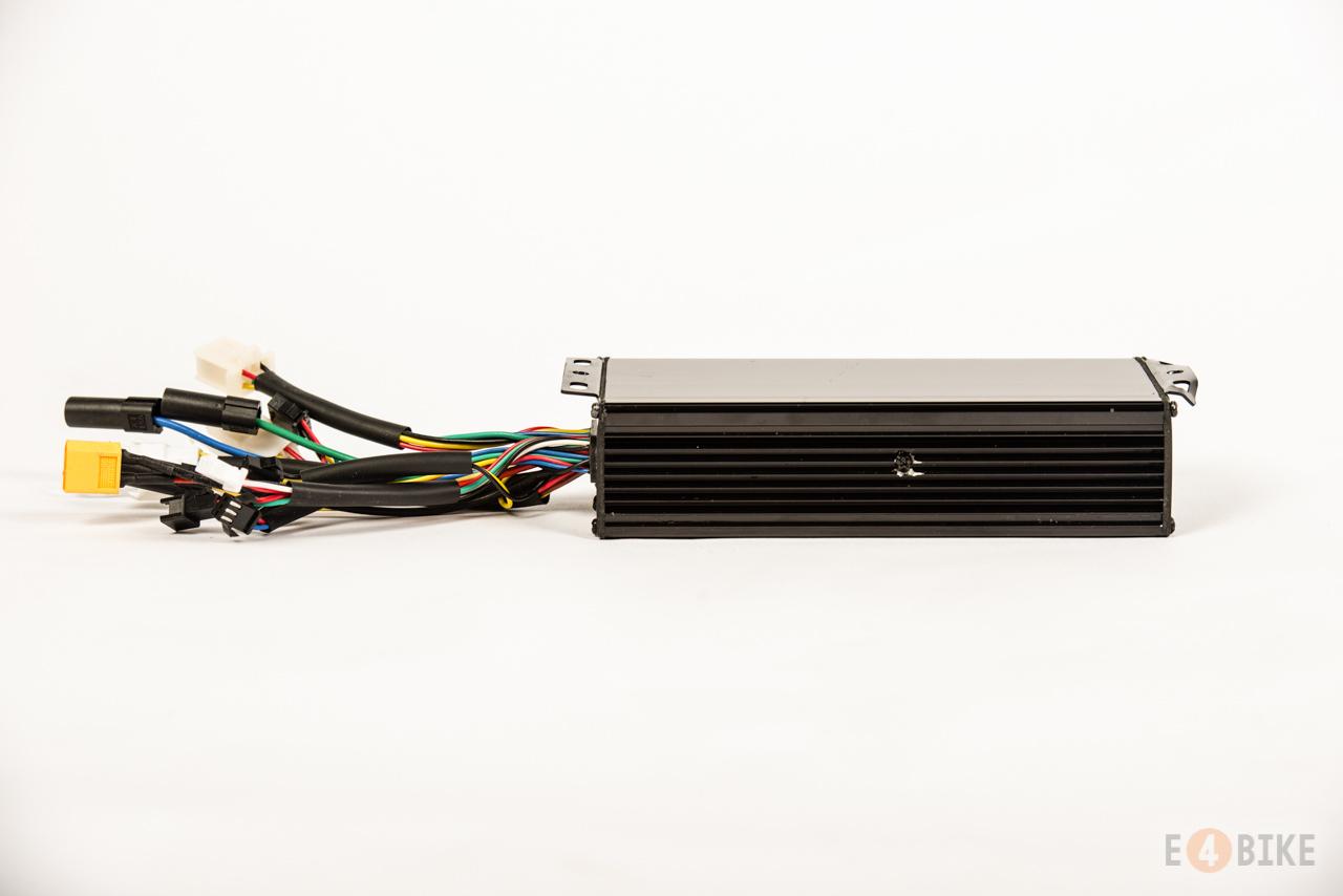 Синусный контроллер с токовым управлением Mark II