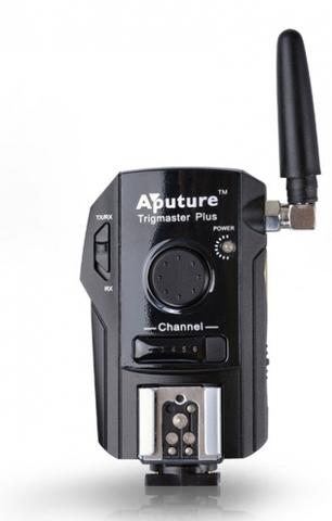 Радиосинхронизатор Aputure Trigmaster Plus TX3С (трансивер)