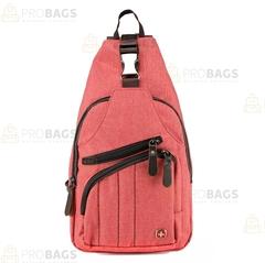 Однолямочный рюкзак SWISSWIN 7301 Красный