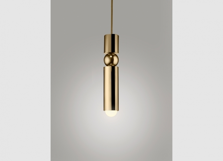 Replica Lee Broom Fulcrum Light Brass