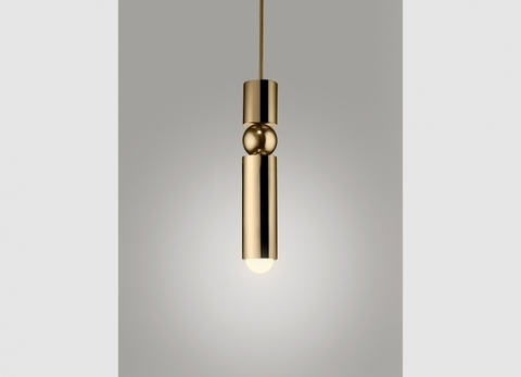 replica Lee Broom FULCRUM LIGHT BRASS ( 1 bulbs )