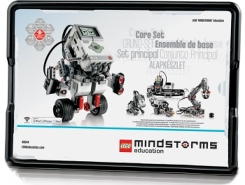 LEGO Education Mindstorms: Базовый набор EV3 45544