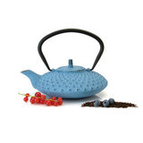 Чайник заварочный 800 мл голубой Studio, артикул 1107052, производитель - BergHOFF