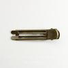 Основа для заколки 48х11 мм (цвет - античная бронза)