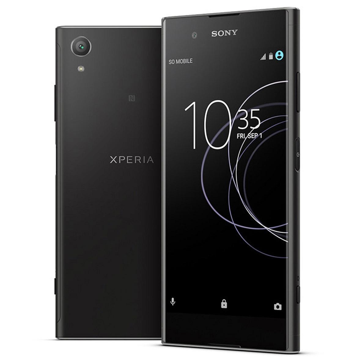 Смартфон Sony Xperia XA1 Plus, цвет чёрный