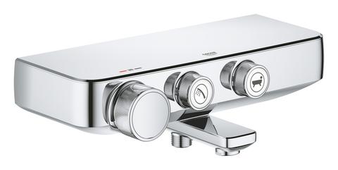 Термостат для ванны GROHE grohtherm SmartControl, хром