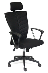 Кресло Кларк (CLARK) PATTERN-7 — черный (ОН205)