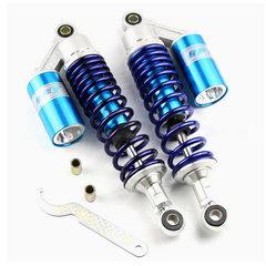 Задние амортизаторы для мотоцикла Honda CB400 92-07 Синий