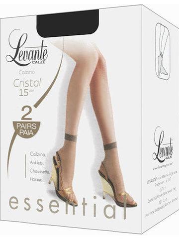 Носки Cristal 15 (2 пары) Levante