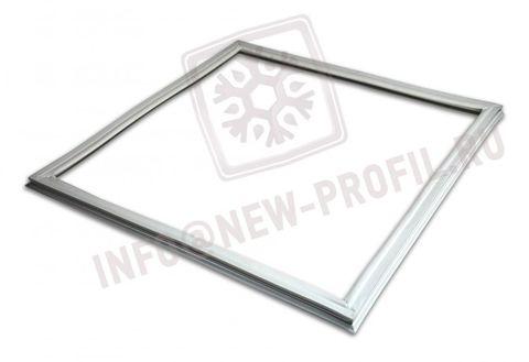Уплотнитель 65,5*57 см для холодильника Стинол 107 (морозильная камера) Профиль 015